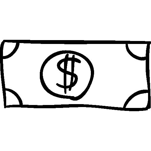 100 Dollar Drawing
