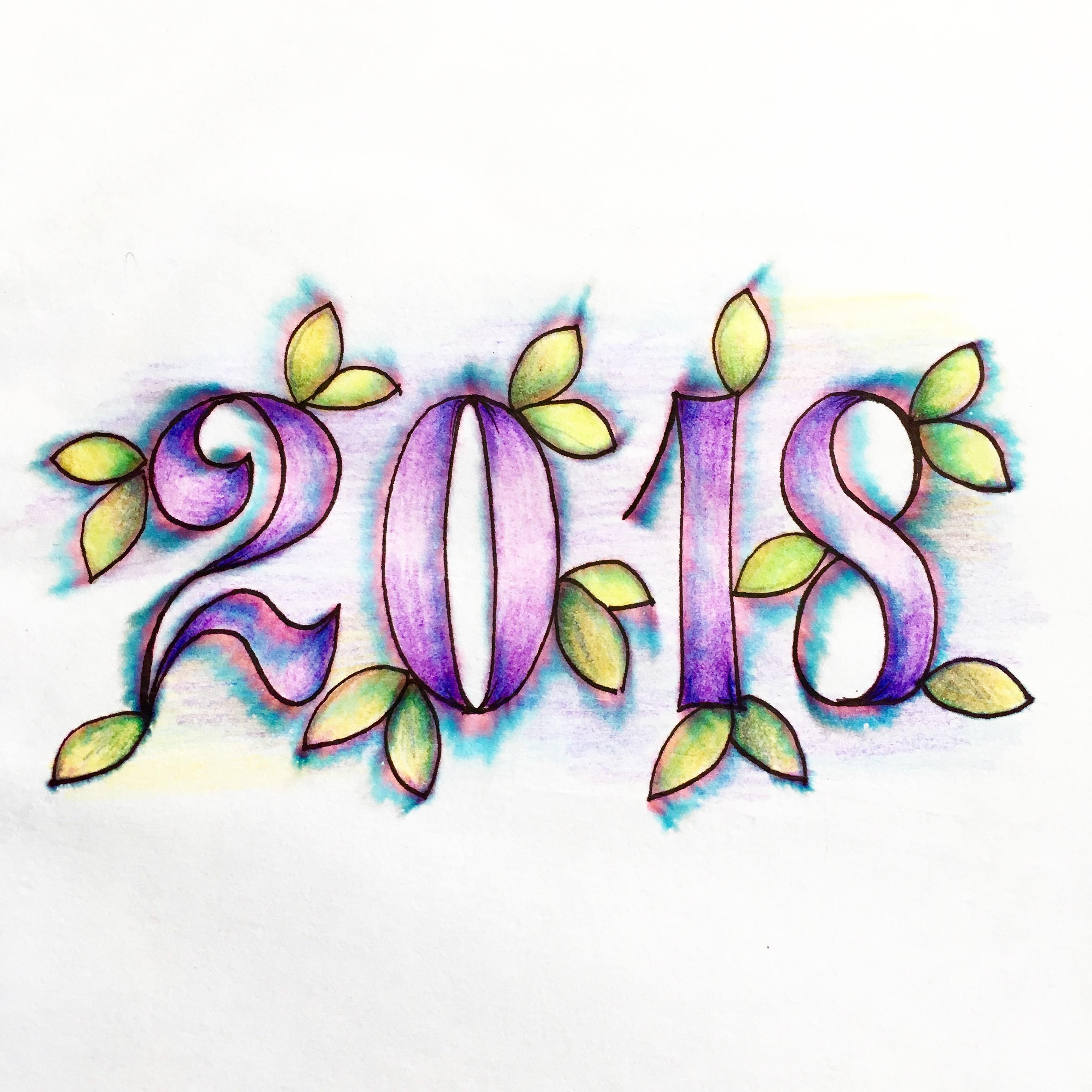 2018 Drawing