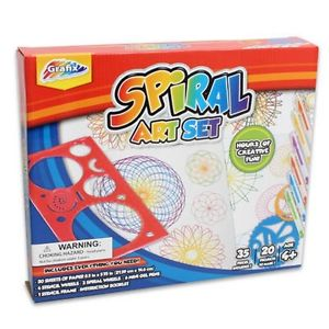 300x300 grafix piece spiral kit spirograph shapes art drawing kit