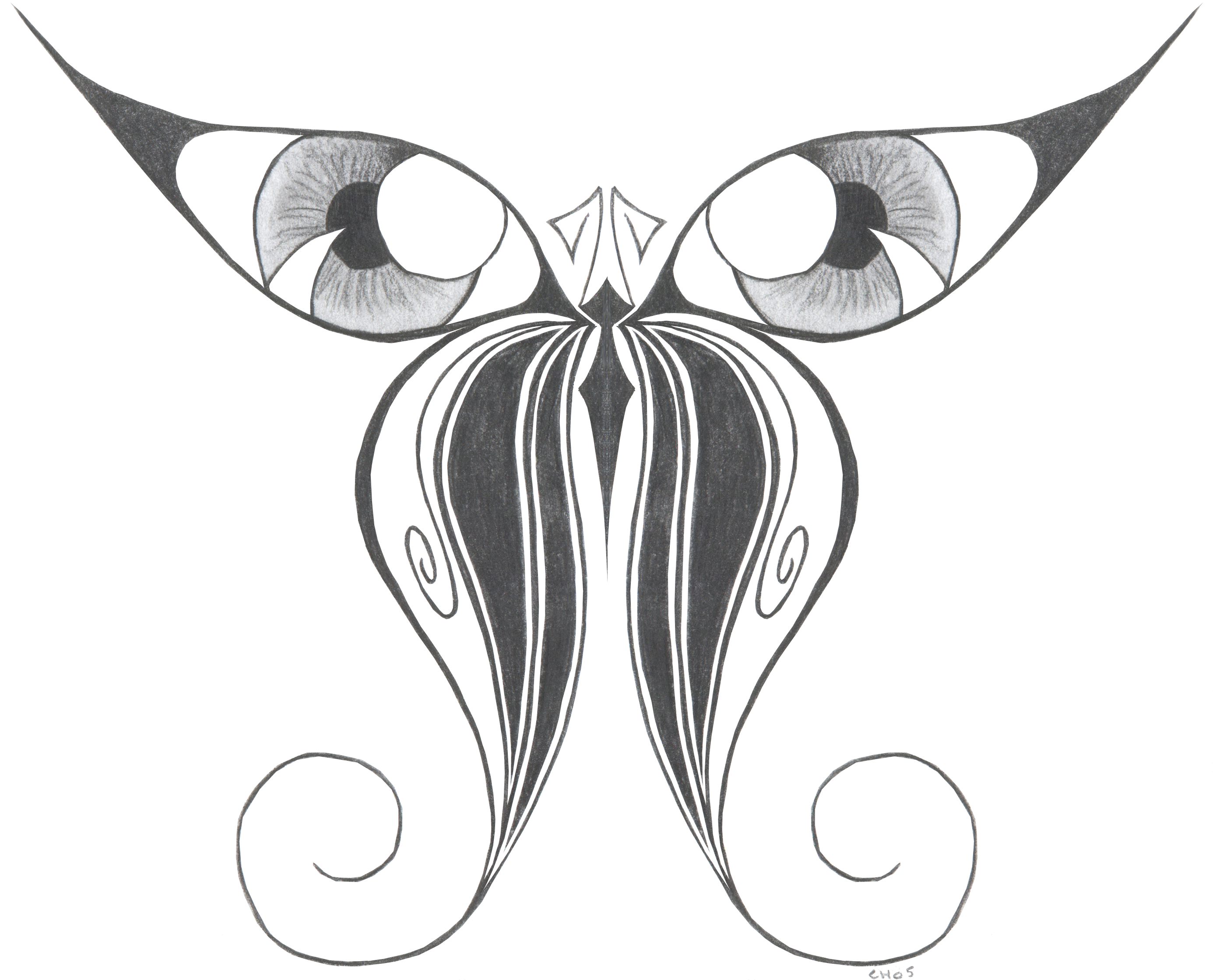 2771x2240 Butterfly Drawings, Art Ideas Design Trends