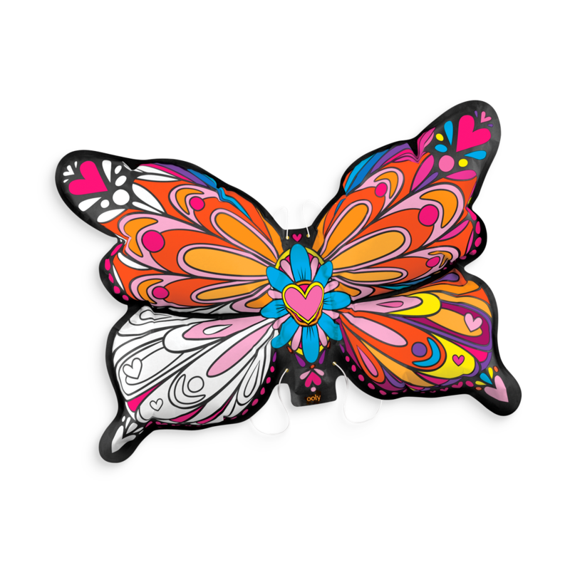 800x800 Colorables Dress Up Butterfly Wings Coloring Toy