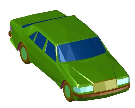 570x457 Car In Autocad Download Cad Free