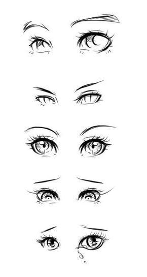 3d Eye Drawing