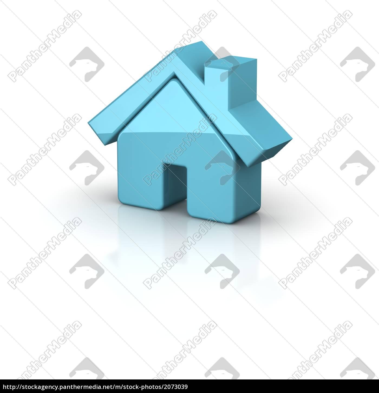 1400x1450 Shiny House Icon