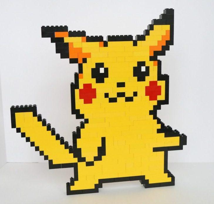 3d Pokemon Drawing