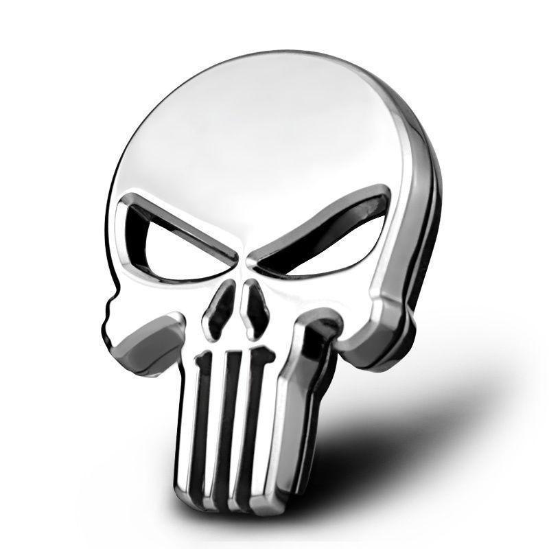 3d Skull Drawing