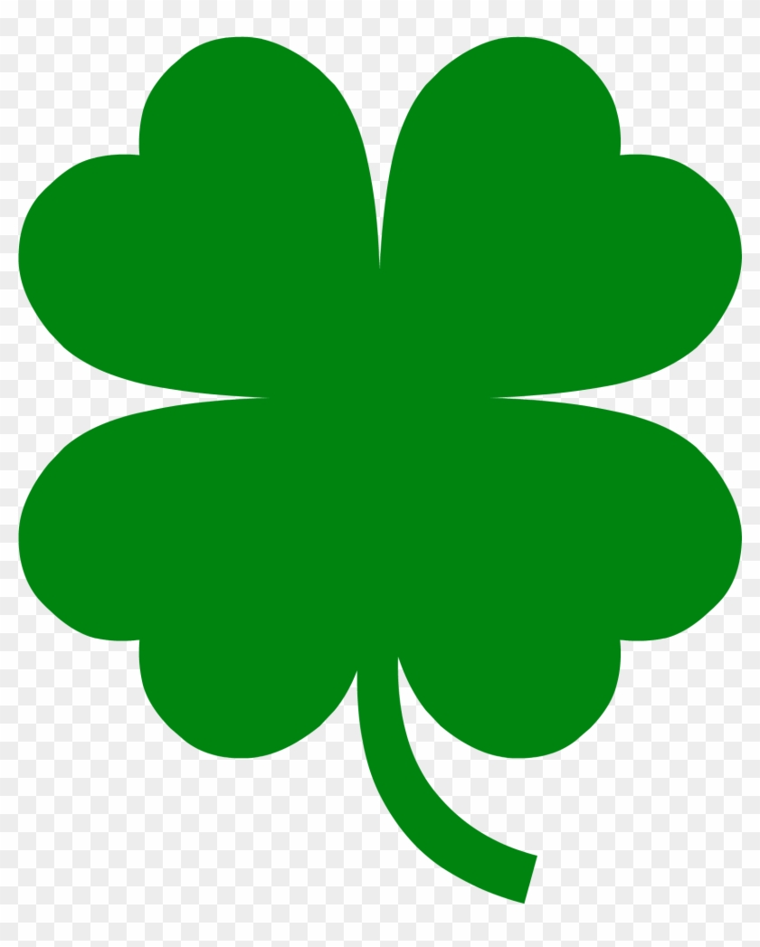 photo relating to Printable 4 Leaf Clover identify 4 Leaf Clover Drawing No cost obtain least difficult 4 Leaf Clover