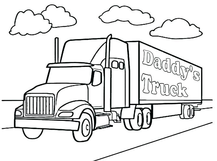 4 Wheeler Drawing