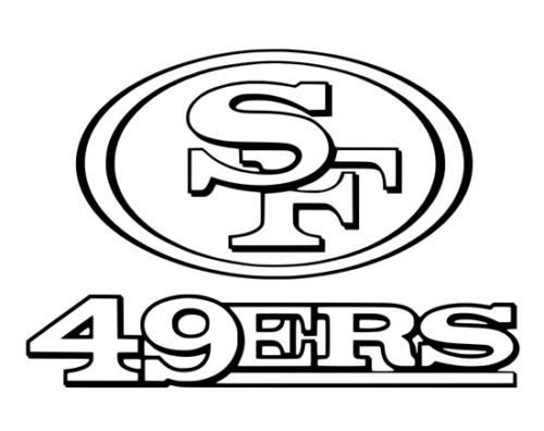 49ers Logo Drawing | Free download on ClipArtMag