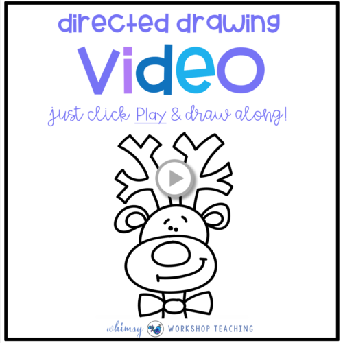 500x500 Directed Drawing Videos