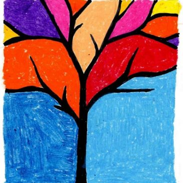 365x365 Oil Pastel Archives Art Projects For Kids