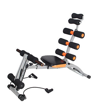 360x360 china fitness six pack core ab machine yoga mate, gym equipment