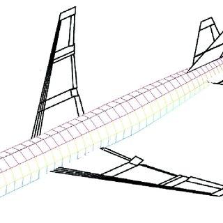 747 Drawing