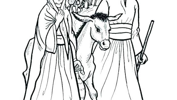 585x329 Abraham And Sarah Coloring Sheets