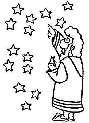 290x400 Abraham Image For Star Activity Dibujos Biblicos Sunday School