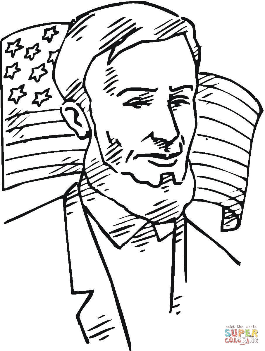 906x1200 Abraham Lincoln Drawing For Kids And Abraham Lincoln Drawing