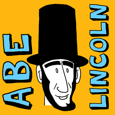400x400 How To Draw Cartoon Abe Lincoln With Easy Steps Tutorial