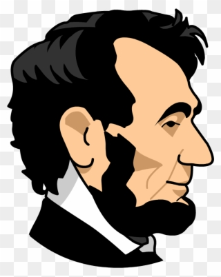 320x402 Abraham Lincoln Huge Freebie Download