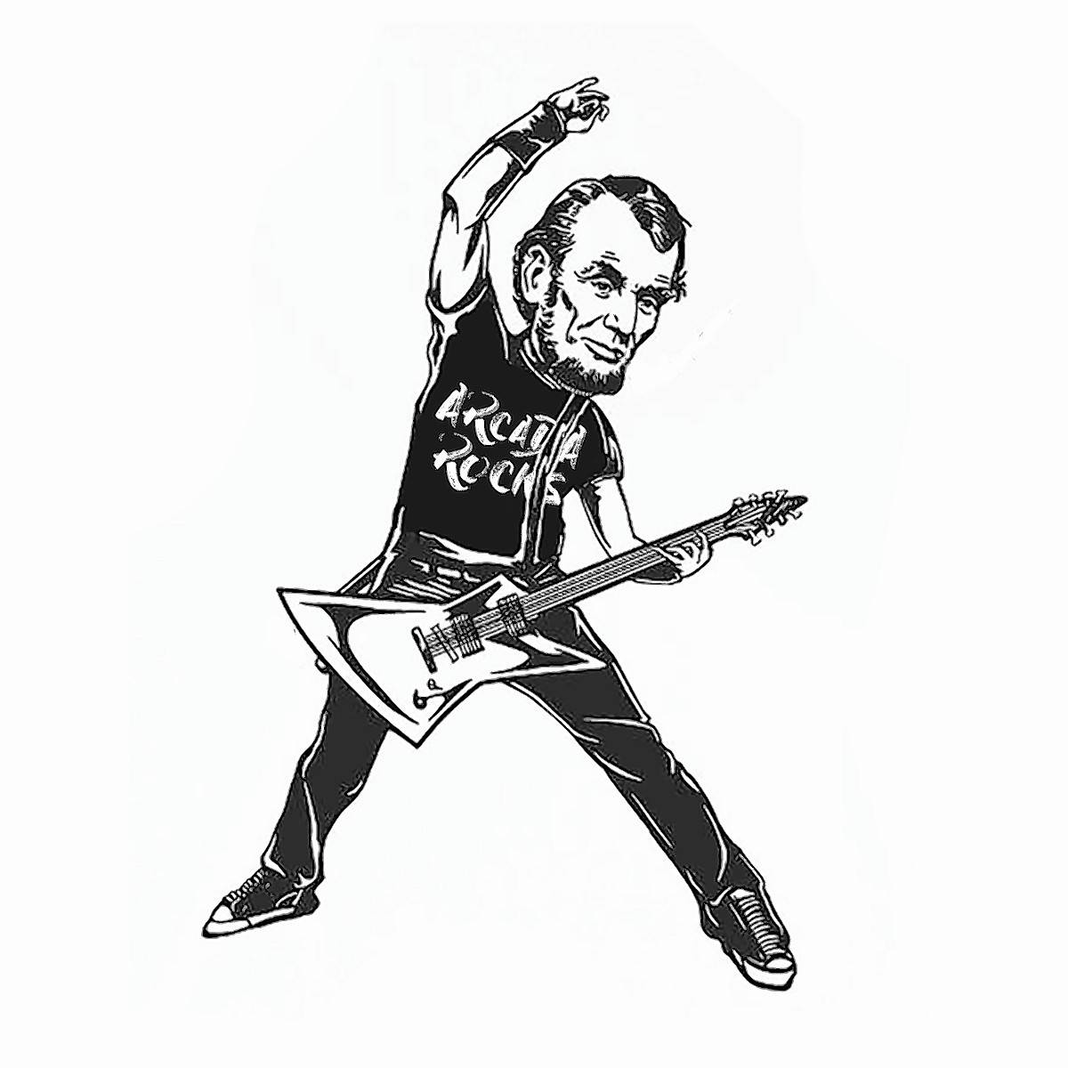 1200x1200 Ron Onesti Was Abraham Lincoln A Rocker