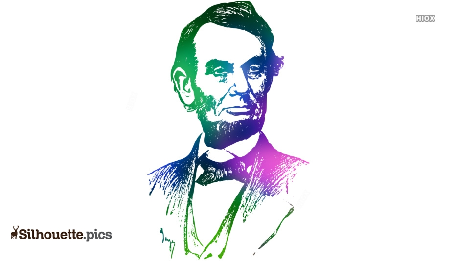 934x534 Abraham Lincoln Face Silhouette Image Silhouette Pics