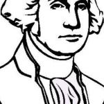150x150 Free Coloring Pages George Washington Beautiful Abraham Lincoln