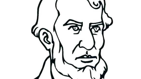 585x329 Abraham Lincoln Coloring Pages Printable Coloring Pages