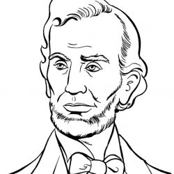 250x250 Abraham Lincoln Memorial Drawing Body Simple Horse Drawn Hearse