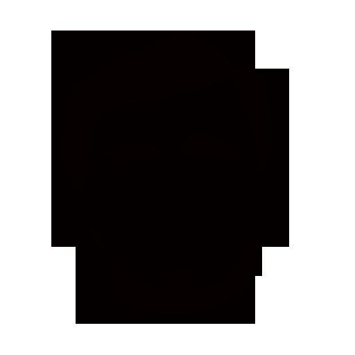 512x512 Abraham Lincoln Drawn Poorly