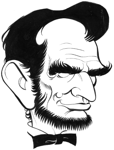 381x500 Former President Of The United States, Abraham Lincoln