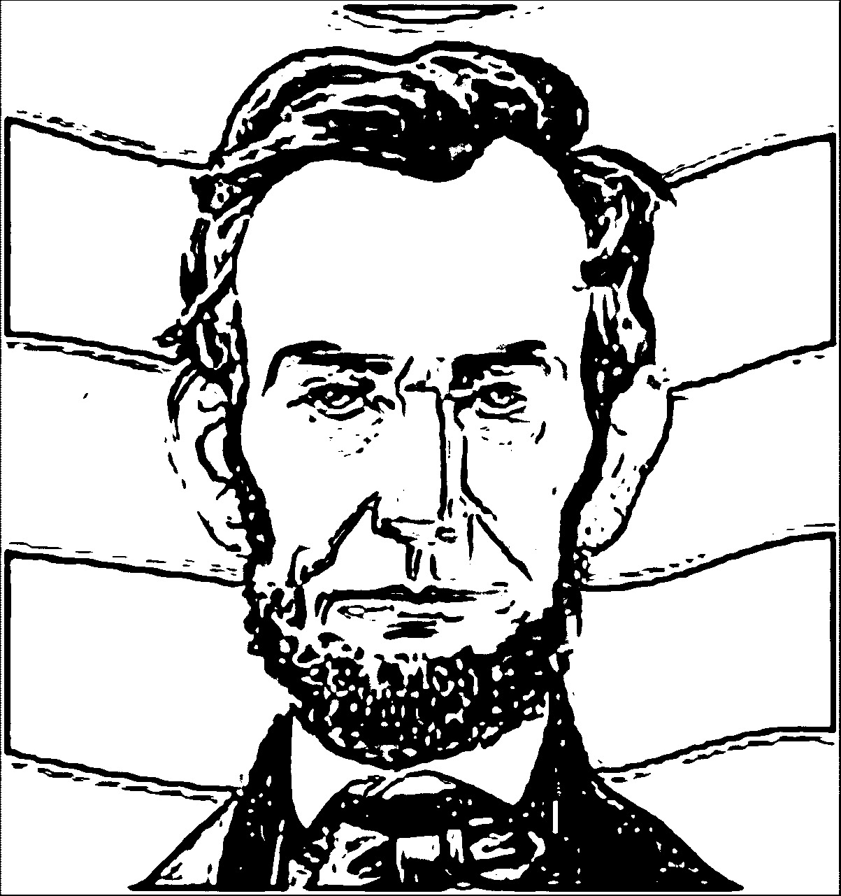 1203x1281 Abraham Lincoln Hat Coloring