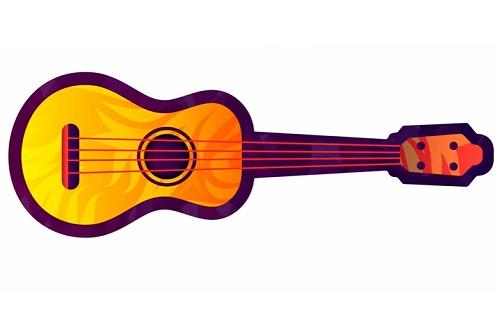 500x313 Draw A Guitar Logo Design In Adobe Illustrator