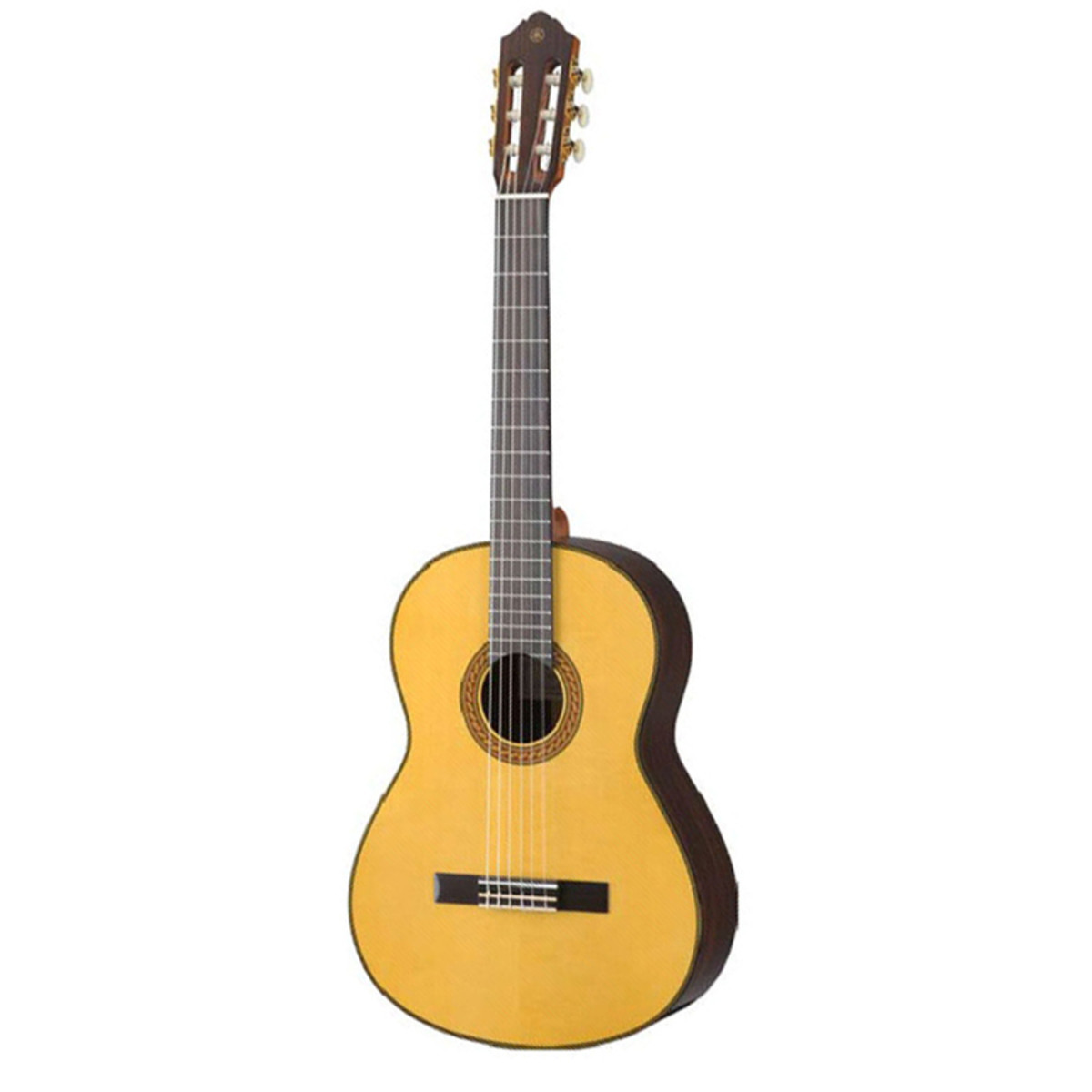 1200x1200 Yamaha Spruce Classical Acoustic Guitar, Natural