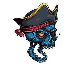 280x232 Draw A Vector Pirate Skull In Adobe Illustrator