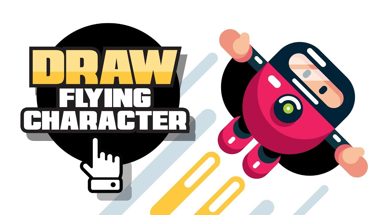 1280x720 Video Game Character Design