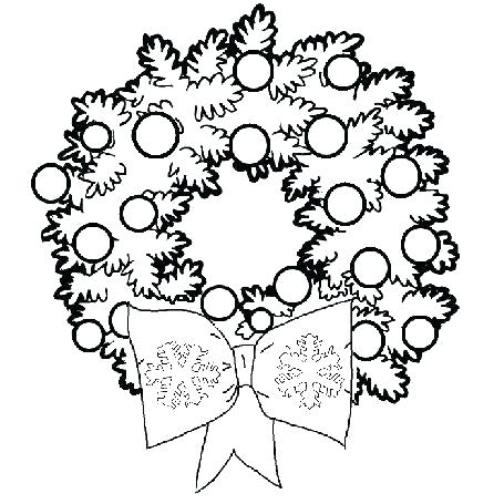 455x455 coloring sheet wreath wreath coloring pages wreath coloring