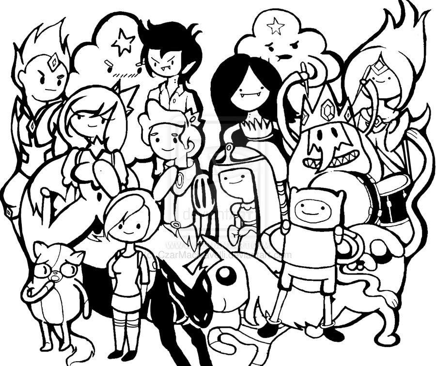 Adventure Drawing