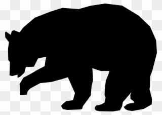 320x227 Koala American Black Bear Silhouette Drawing