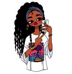236x244 Best Drawings Of Black Girls Images In Black Girl Art