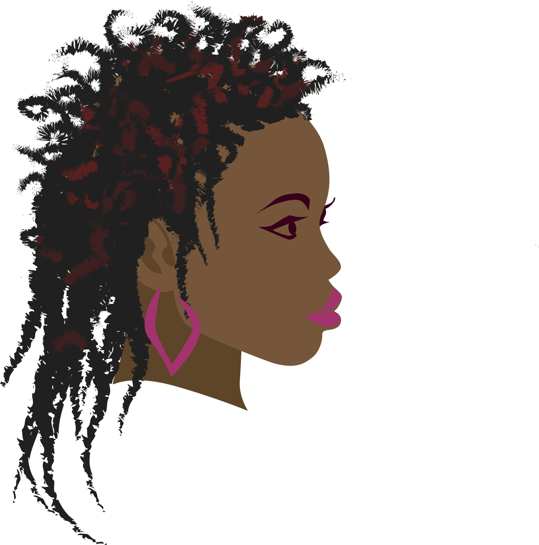 1826x1847 Collection Of Free Africa Drawing Afro Download On Ui Ex