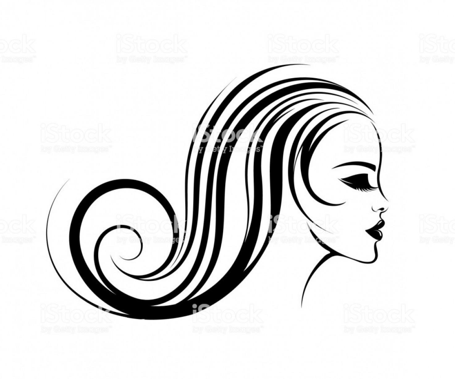 1473x1227 Black Hair Salon Vector Hoodamathrun