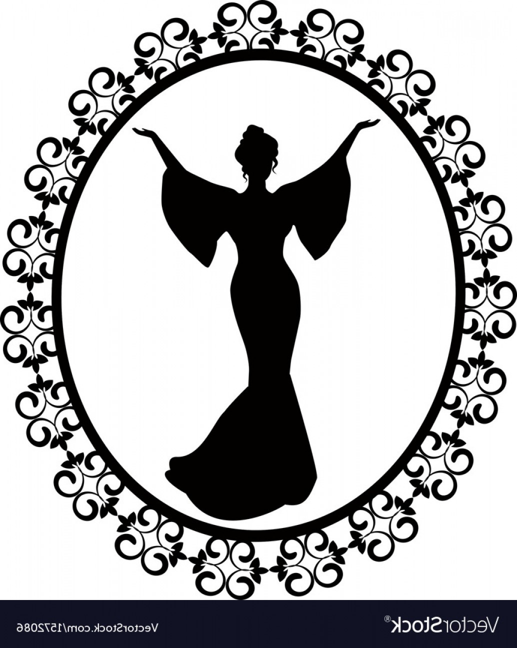 1034x1296 Hair Silhouette Afro Clipart Diva Pictures F Soidergi