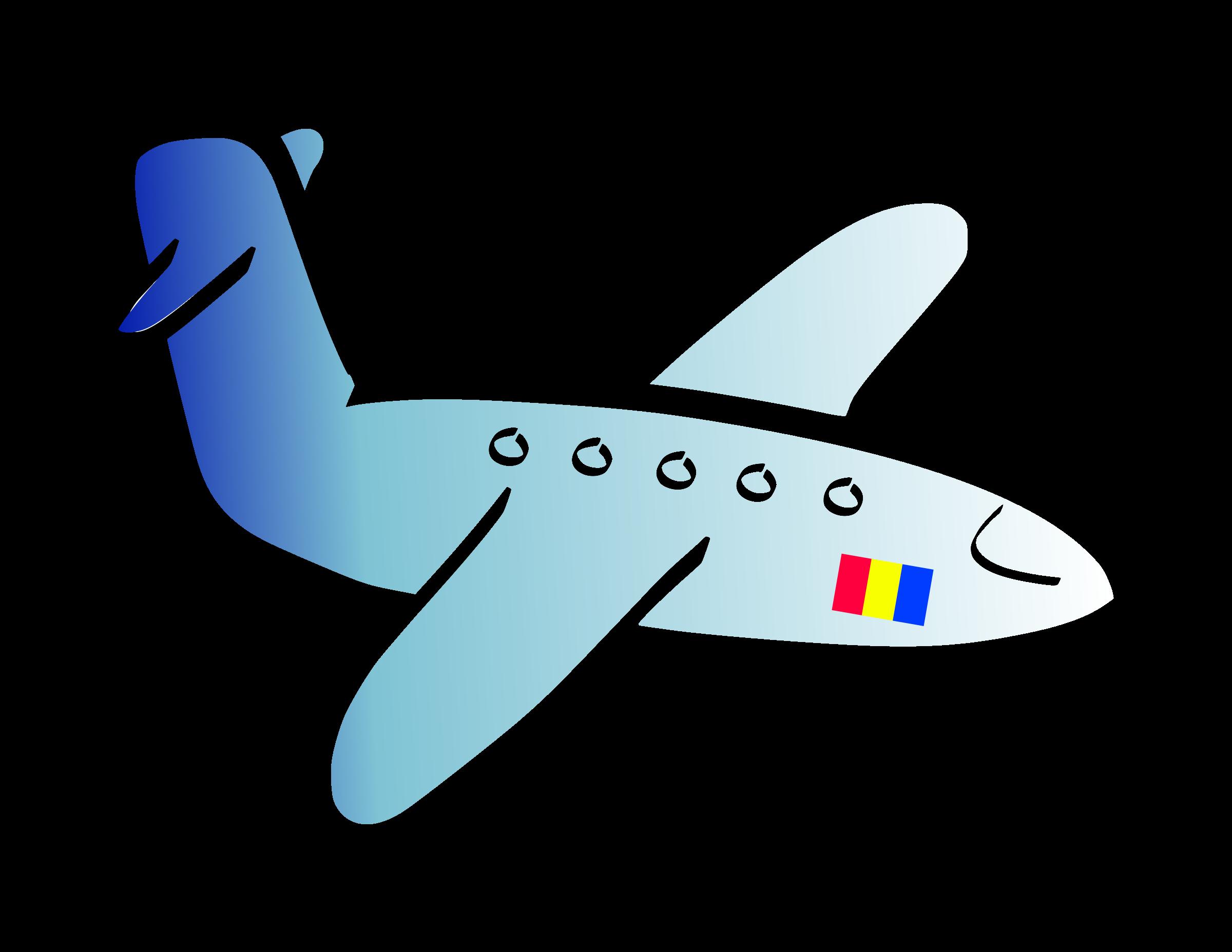 Airplane Drawing Cartoon