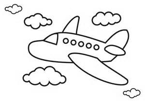 300x211 Easy Airplane Drawing For Kids Drawing Simple Airplane Drawing