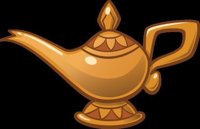 Aladdin Lamp Drawing Free Download Best Aladdin Lamp