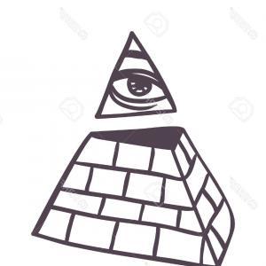 300x300 Photostock Vector Egypt Pyramid Vector Illustration Pyramid All