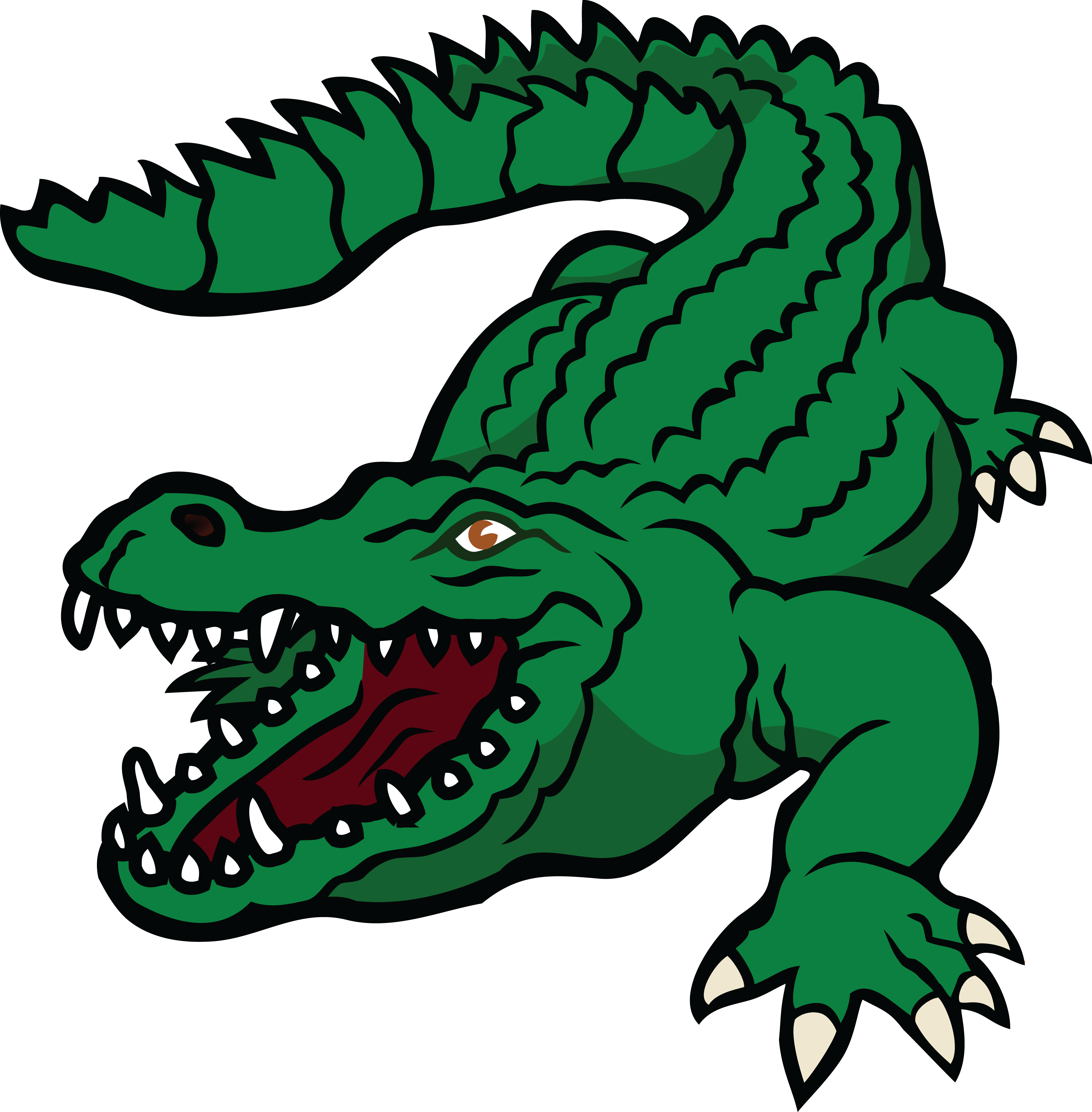 4000x4072 Collection Of Free Alligator Drawing Face Download On Ui Ex
