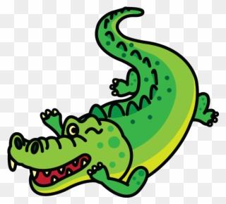 320x290 Crocodile Clipart Clip Art