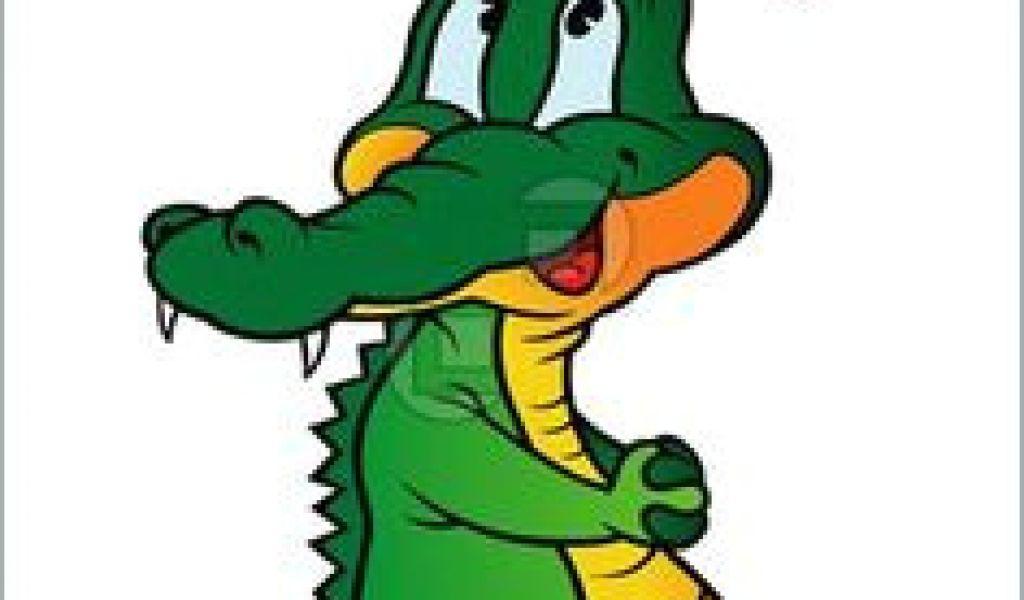 1024x600 Drawing A Cartoon Alligator Best Alligator Images Animal