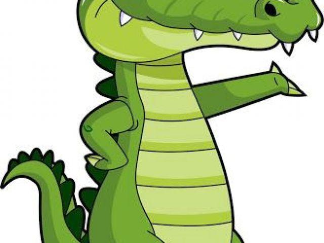 640x480 Drawing A Cartoon Alligator I I I I I I I I I Ioi I I I I I I I I