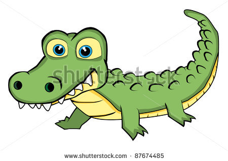 450x317 Huge Collection Of 'cute Alligator Drawing' Download More Than